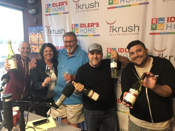 Liquid Lunch – 04/03/19 – Central Coast Wine Competition 2019