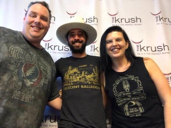 Krush Lounge – 04/11/19 – Ryan Bingham in studio