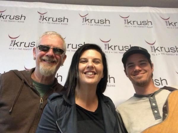 Krush In Studio – 05/09/19 – The Young Dubliners in studio talking new tour and more