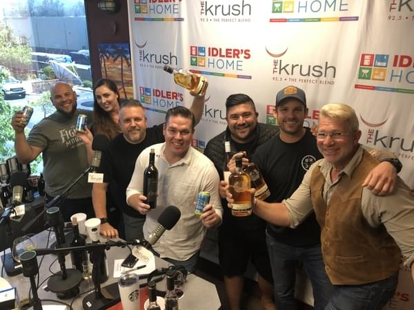 Liquid Lunch – 05/14/19 – Opolo and Willow Creek along with Fig Mountain in studio