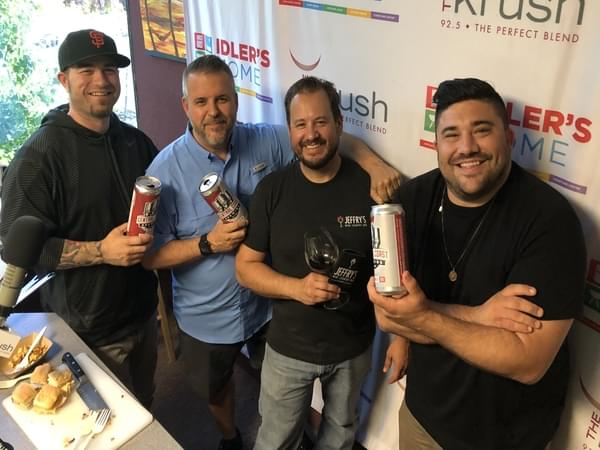 Liquid Lunch – 05/16/19 – Mac and Cheese Fest with Brendan Gough and Jeffry Weisinger