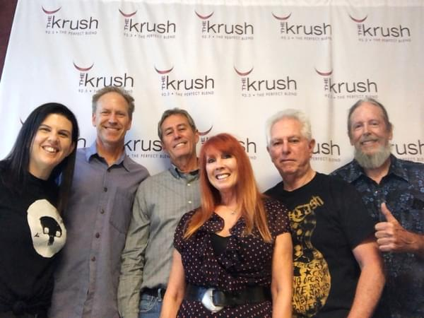 Krush In Studio – 06/12/19 – The Sleepy Guitar Johnson Band in studio