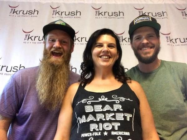 Krush Lounge – 06/20/19 – Bear Market Riot in studio