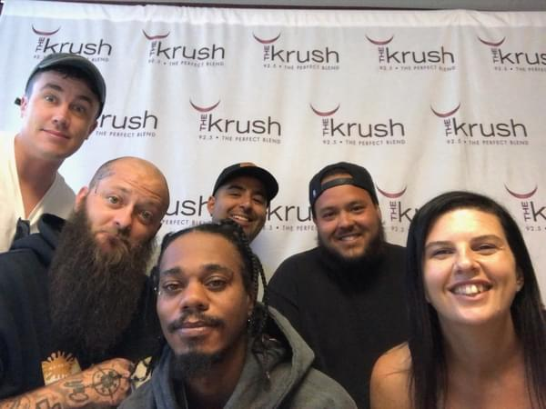 Krush In Studio – 06/26/19 – Rogue Status talking upcoming show and more