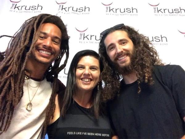 Krush Lounge – 06/27/19 – Dante Marsh and Jon Millsap in studio talking tunes shows and more