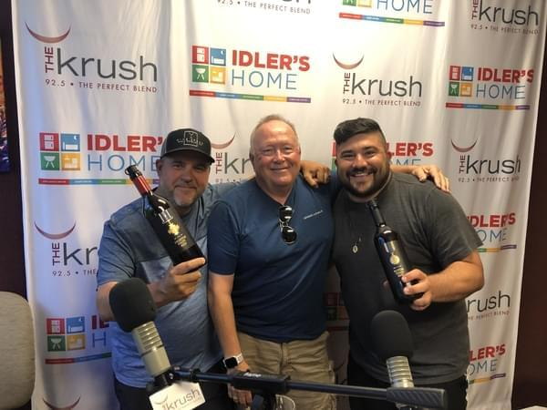 Liquid Lunch – 07/11/19 – Catching up with Sherm Smoot and Bella Luna Winery