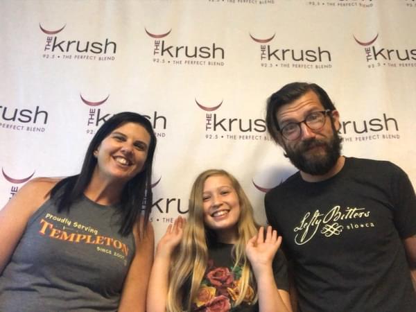 Krush Lounge – 08/01/19 – Harmony and Chris Beland
