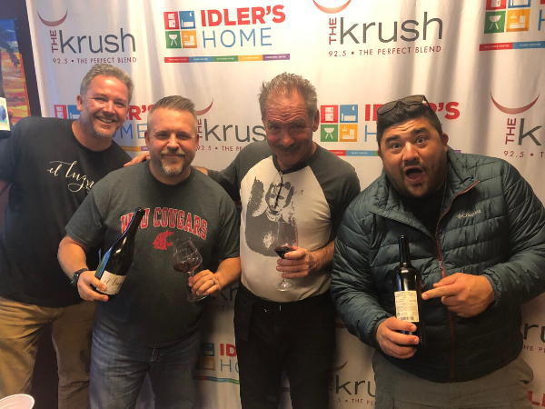 Liquid Lunch 10/31/19 Coby Parker Garcia El Lugar & Puffers of Pismo