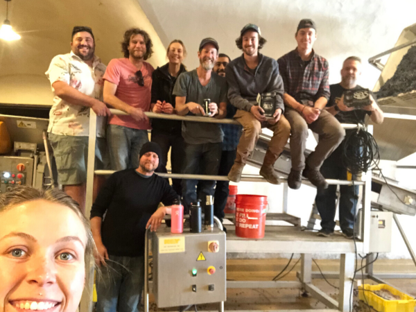 Cork Dorks – 10/30/19 Harvest on The Coast!