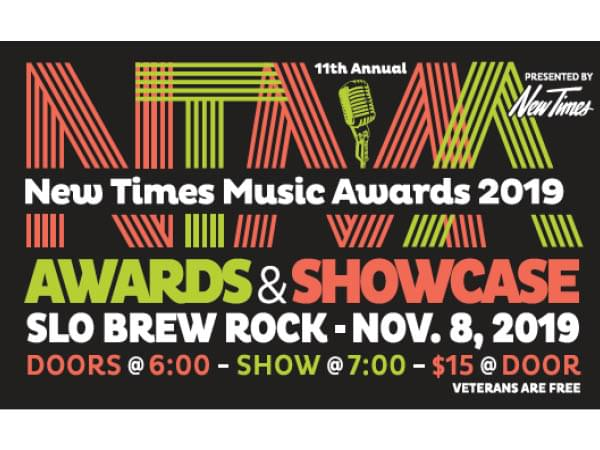 Krush Lounge 10/31/19 NTMA Nominees