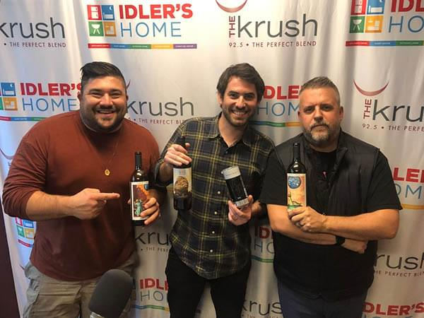 Liquid Lunch 11/13/19 War Room Ventures
