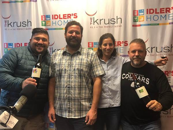 Liquid Lunch 11/14/19 Ember and Epoch