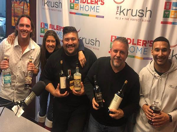 Liquid Lunch 11/27/19 Desperada Wines, Cutwater Spirits & Third Base Market