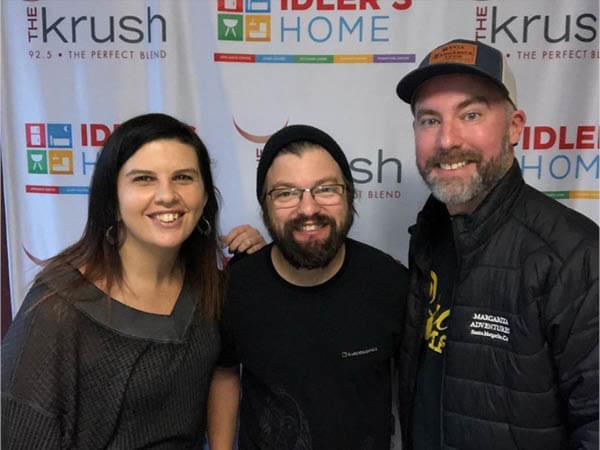 Krush Lounge 1/16/20 Brass Mash