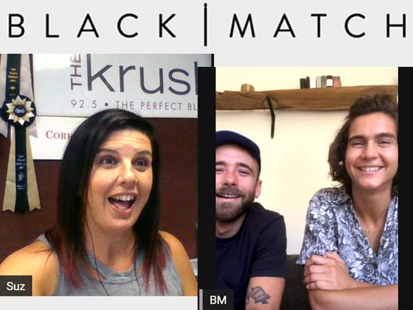 Krush Lounge Black Match 6/15/20
