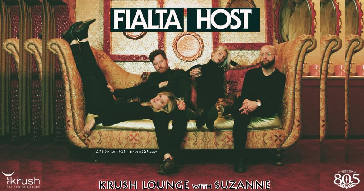 Krush Lounge Fialta HOST Album Feature 1/29/21
