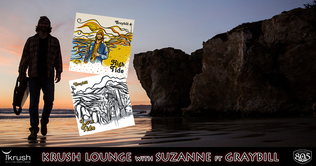 Krush Lounge Graybill High Tide/Low Tide Release Day Celebration 4/16/21