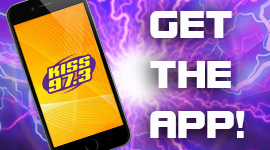 Download The KISS 97.3 App Right Now!