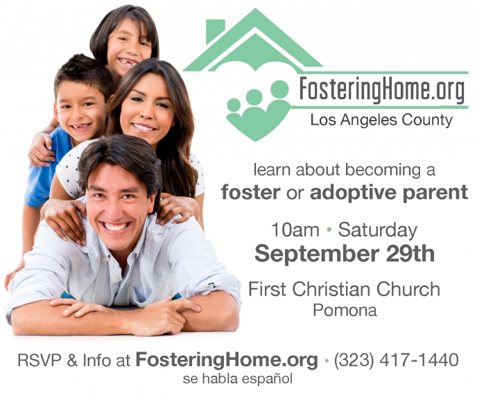 9/29 Become a Foster or Adoptive Parent (Fosteringhome.org)
