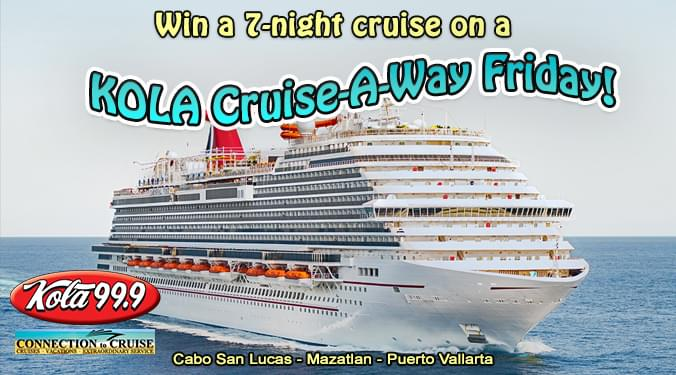 KOLA Cruise-A-Way Friday!