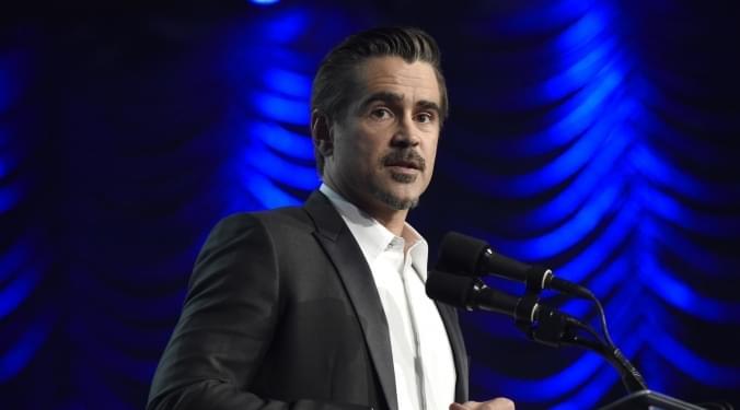 "Colin Farrell to portray Penguin in new ""Batman"" movie | Kevin Machado |"