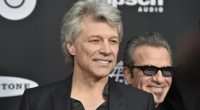 Jon Bon Jovi Embracing The Grays | Donna D |