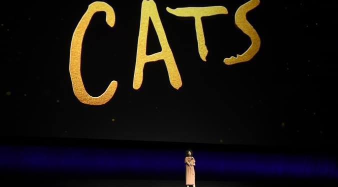 'Cats' coming to life | Vic Slick |