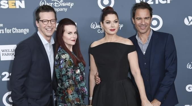 """Will and Grace """"Love Lucy"""" 