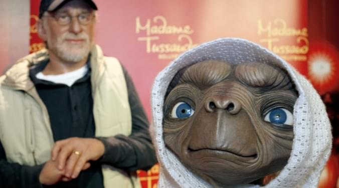 E.T. Returns Home…to Elliot | Donna D |