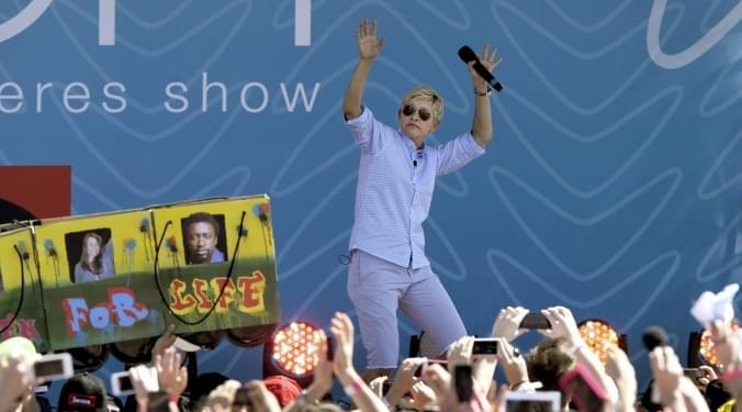 Ellen's Influence | Cindy Davis |