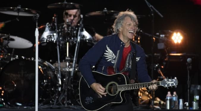 Bon Jovi Is Hitting the Road | Donna D |