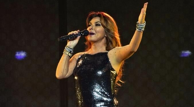 Shania going strong after health scare | Kevin Machado |