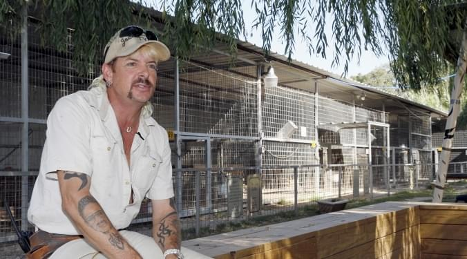 "Animal activist not happy with ""Tiger King"" Docuseries 