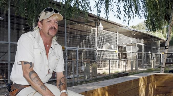 Who is playing Joe Exotic? | Kevin Machado |