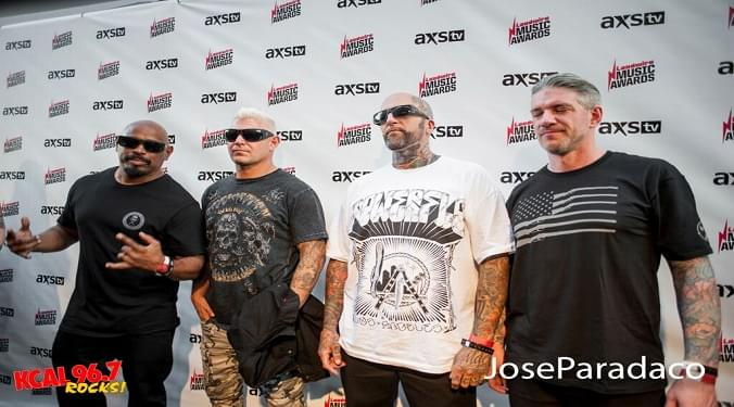 (LISTEN) Sen Dog of Cypress Hill talks about his metal band Powerflo with Mike Z