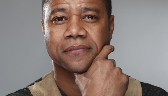 (Listen) Cuba Gooding Jr Interview |Patrick & 4orty|