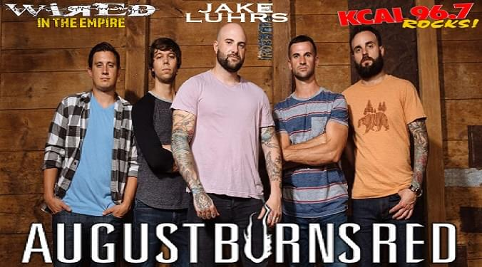 (LISTEN) August Burns Red singer Jake Luhrs talks to Mike Z-Wired In The Empire