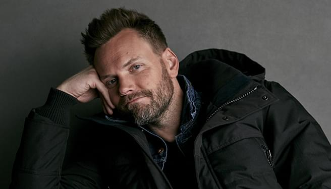 (Listen) Joel McHale Interview