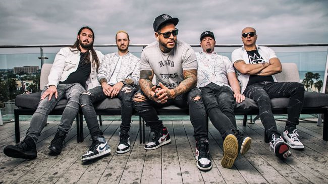 FRANK-O'S NEW MUSIC STASH ON 8/3: BAD WOLVES