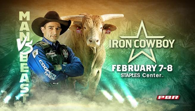 Professional Bull Riders: Iron Cowboy