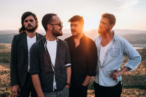 FRANK-O'S NEW MUSIC STASH ON 10/23: MUMFORD & SONS
