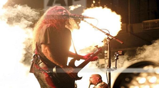 Concert Review by Mike Z:  Slayer at the Forum 11/30/19