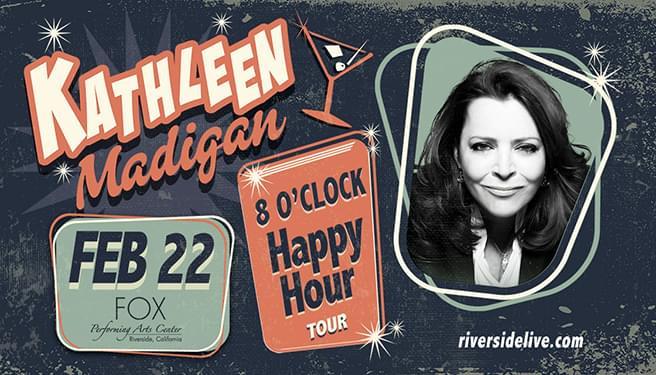 Kathleen Madigan at the Fox in Riverside