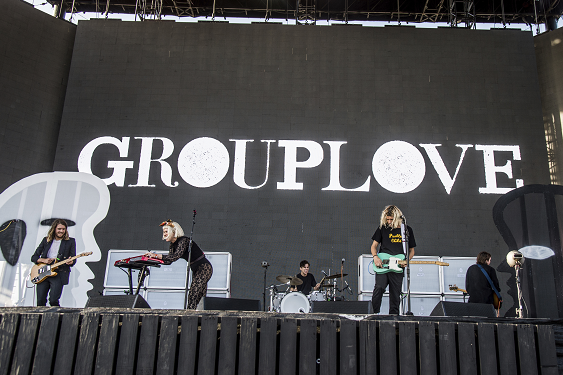 FRANK-O'S NEW MUSIC STASH ON 1/9: GROUPLOVE