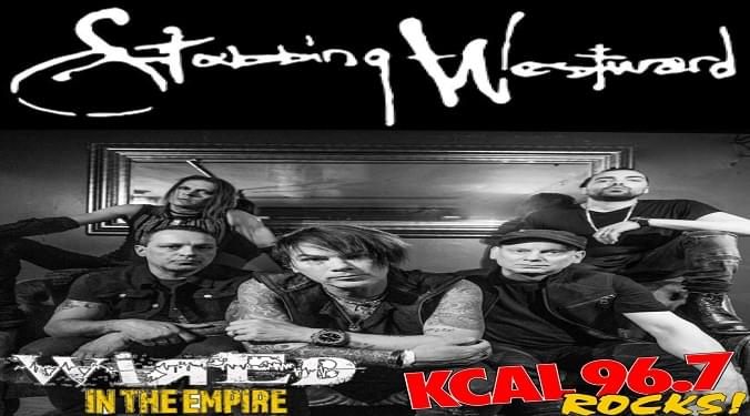 (LISTEN) Stabbing Westward singer Christopher Hall talks to Mike Z-Wired In The Empire