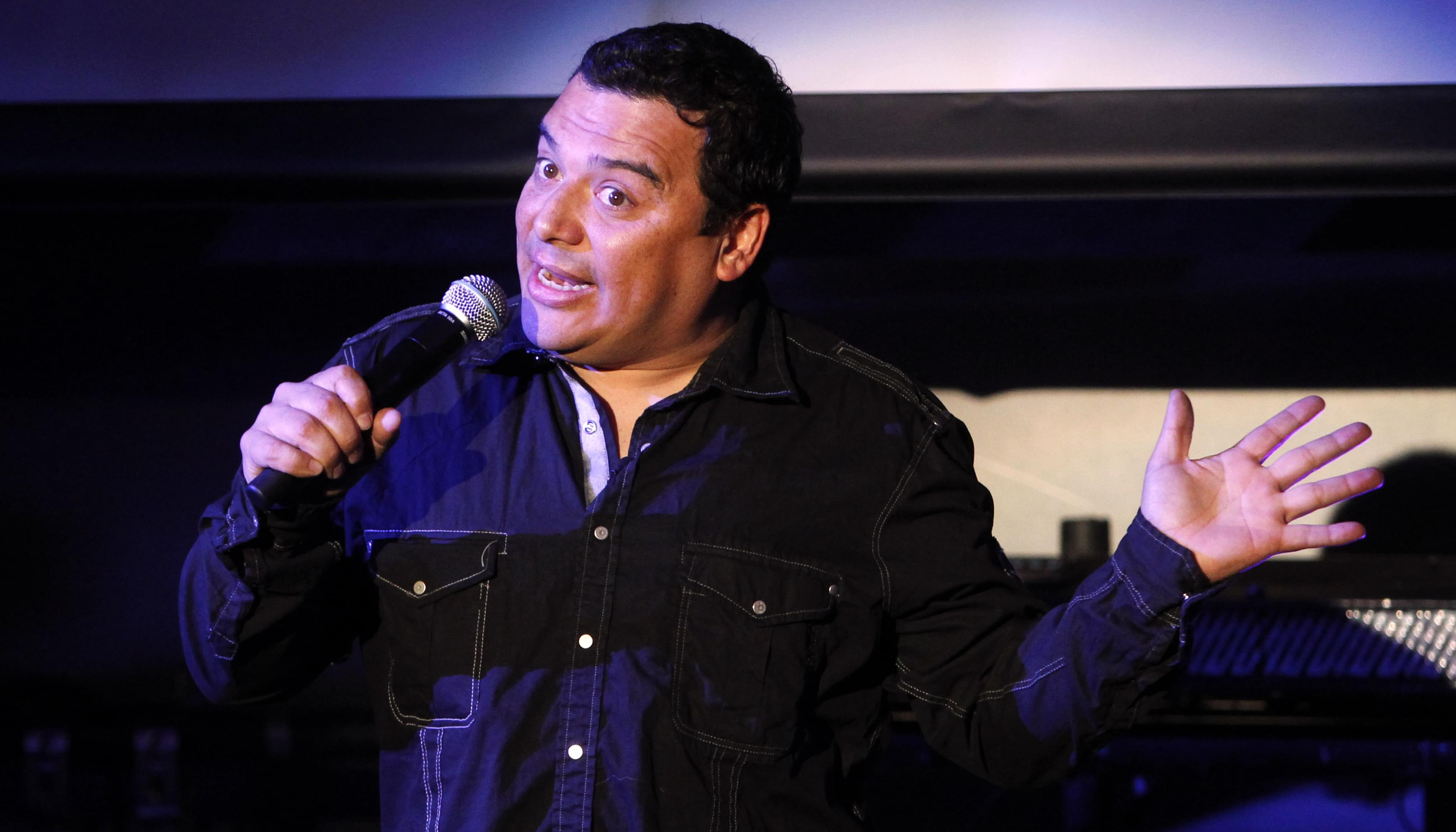 (Listen) Carlos Mencia Interview