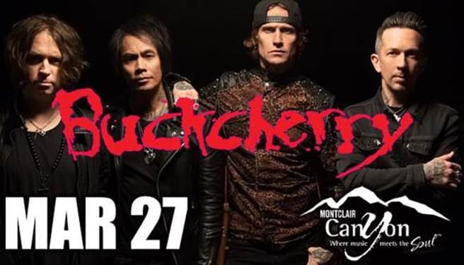 Buckcherry 3/27