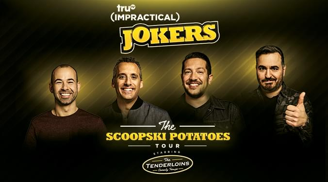 The Scoopski Potatoes Tour 7/26