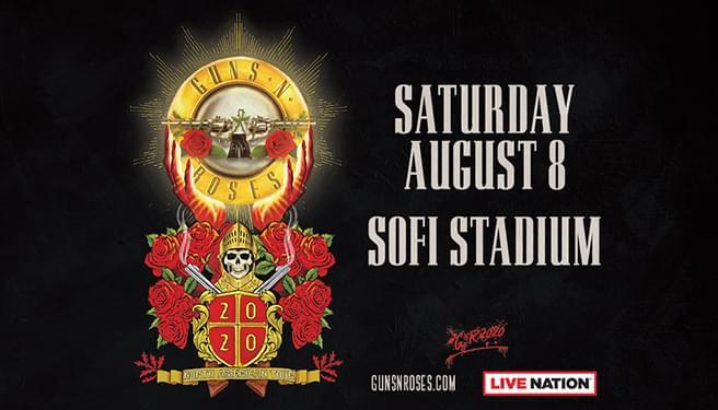 Guns N Roses @ SoFi Stadium