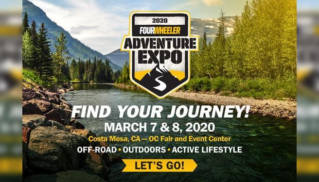 Four Wheeler Adventure Expo